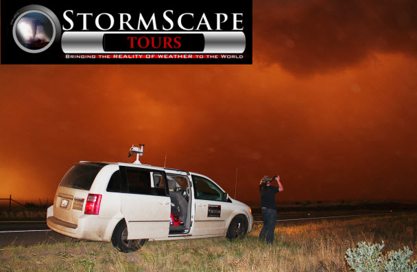 Stormscape tours 2014 schedule and information